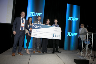 JDRF at TBI big event