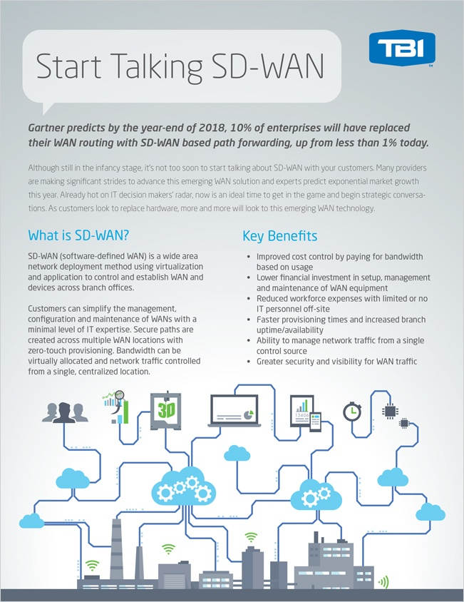 Start Talking SD-WAN